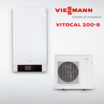 Термопомпа Vitocal 200-S