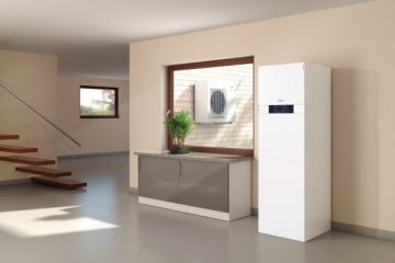 Термопомпи въздух/вода Vitocal 222-S