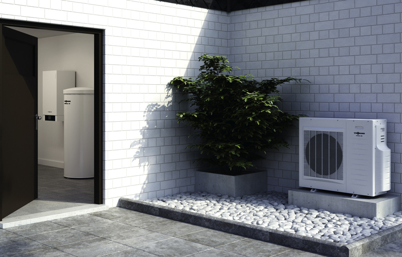 viessmann vitocal 200 s. Black Bedroom Furniture Sets. Home Design Ideas