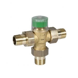 Термостатен смесителен вентил със защита от прегряване, TM200