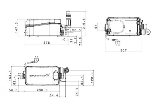 Grundfos Sololift2 D-2