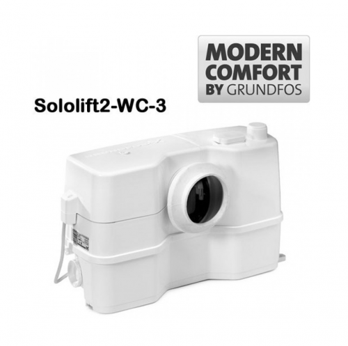 Sololift2 WC-3