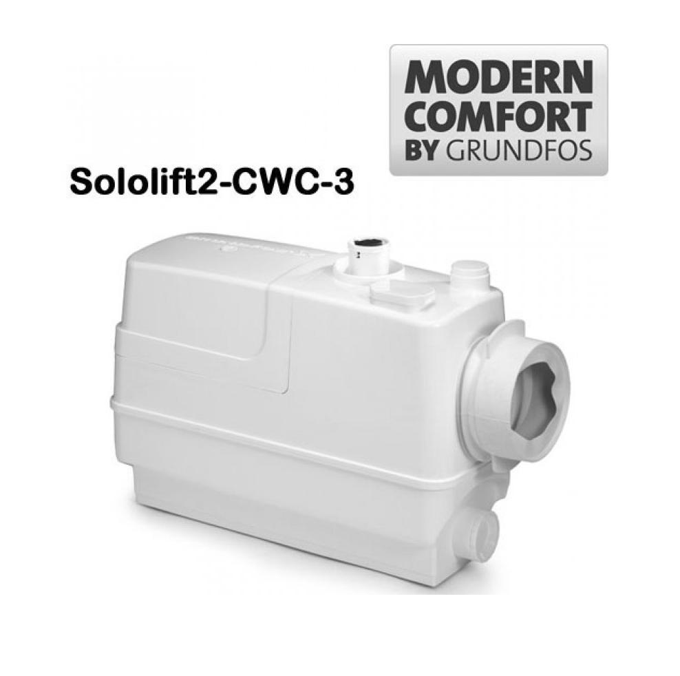 Grundfos Sololift2 CWC-3