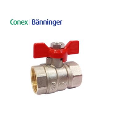 Кран сферичен Conex Banninger