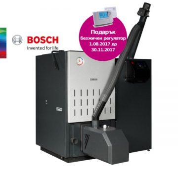 Bosch pellet system