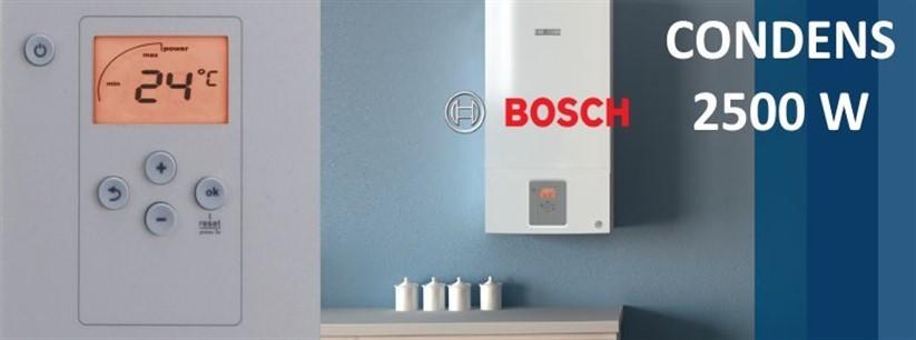газов котел Bosch Condens 2500