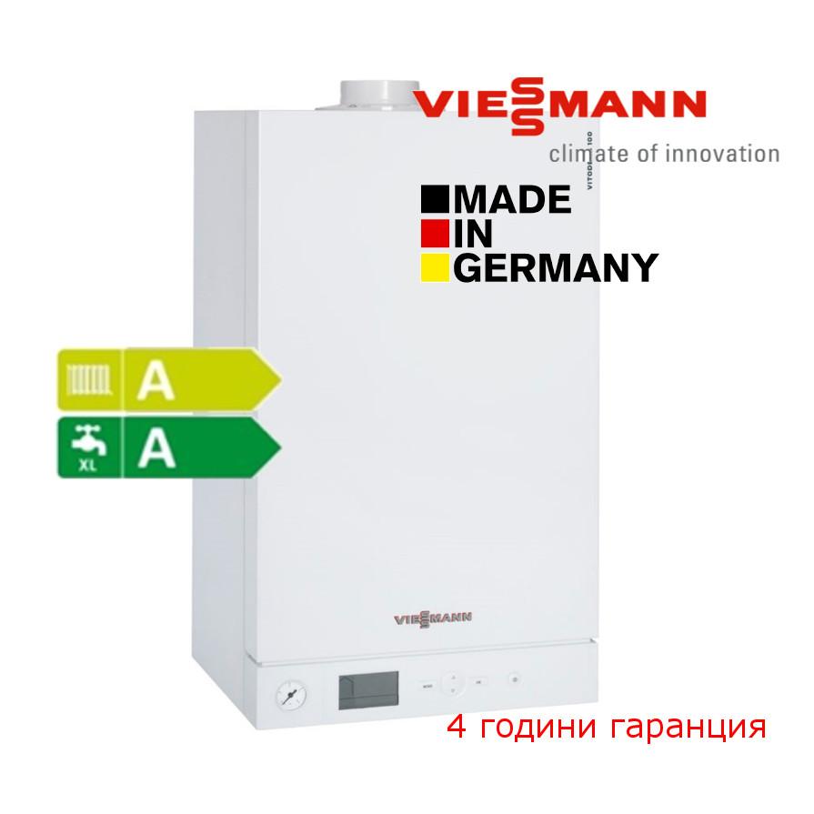 газов котел Viessmann Vitodens