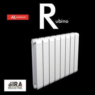 алуминиев радиатор Rubino Sira