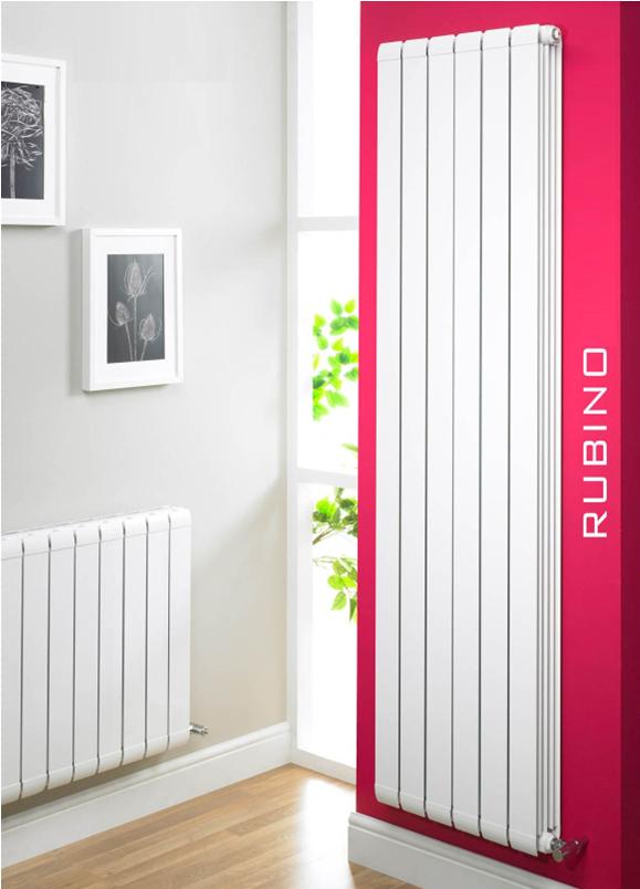 алуминиев радиатор за парно Rubino Sira