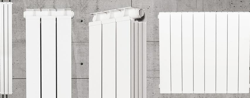 Алуминиеви радиатори - БГ Терм ООД