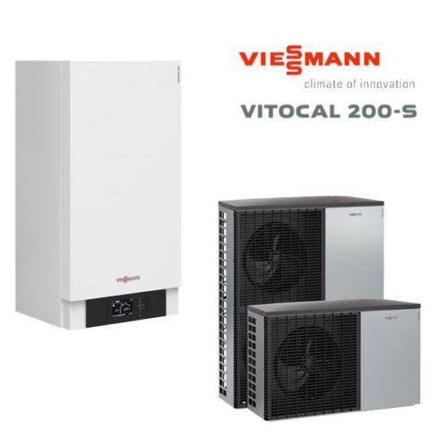 термопомпа Viessmann Vitocal 200S