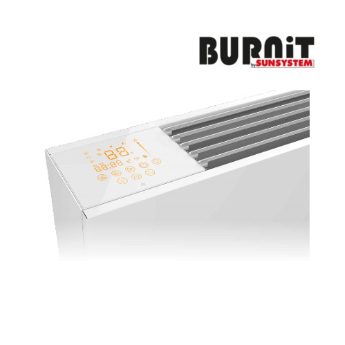 вентилаторен конвектор Burnit smart