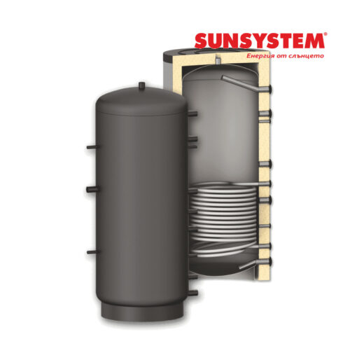 буферен съд Sunsystem PR1