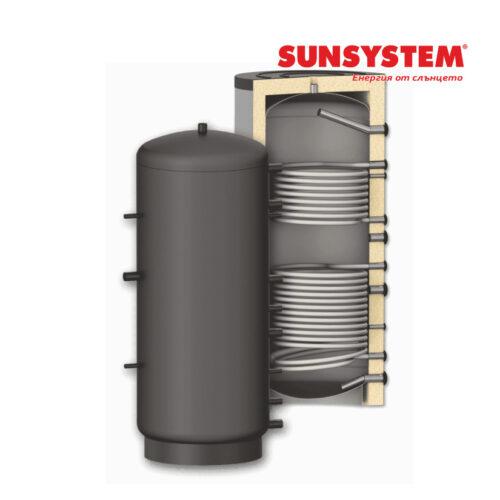 буферен съд Sunsystem PR2